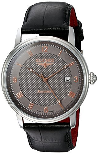 ELYSEE Made in Germany Monumentum Automatic 77006S 41mm Automatic Silver Steel Bracelet & Case Synthetic Sapphire Men's Watch