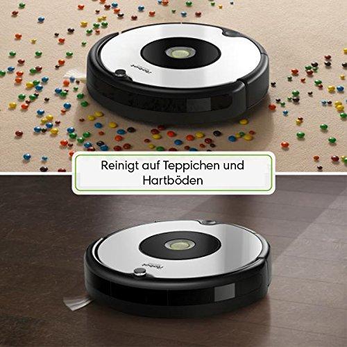 iRobot Roomba 605 Saugroboter Bild 2*
