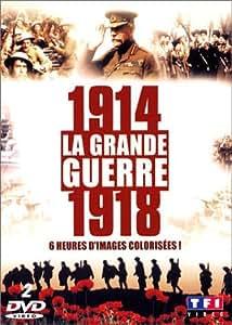 1914-1918 la grande guerre : 6 heures d'archives entièrement colorisées