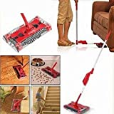 Best Electric Brooms - House Of Gifts New Imported Rotating Sweeper Refill Review