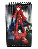 Marvel de Spiderman Web Slinger Handheld bloc-notes