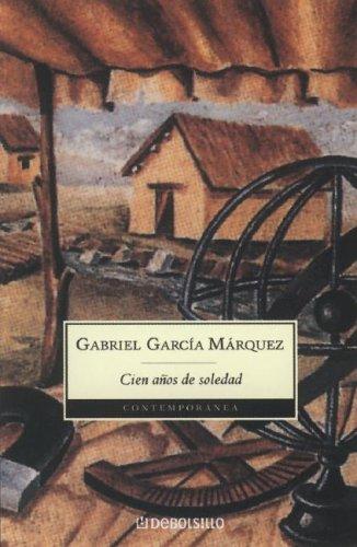 Buchseite und Rezensionen zu 'CIEN ANOS DE SOLEDAD (Contemporanea)' von Gabriel Garcia Marquez