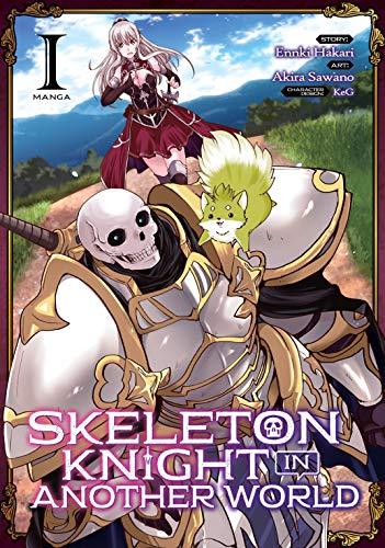 Skeleton Knight in Another World Vol. 1 (English Edition) - Metal Dragon Dark