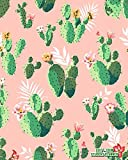 2017 - 2018 Student Planner: Cactus Design |Academic Planner and Daily Organizer |Inspiring Quotes for Students|Planners & Organizers for High School, College & University Students) (Volume 7)