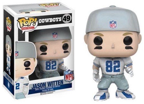 Funko POP NFL Wave 3 jason Witten accin figura