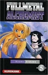Fullmetal Alchemist Edition simple Tome 5