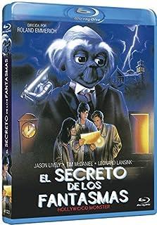 El Secreto de los Fantasmas BD Hollywood-Monster (Ghost Chase) [Blu-ray]