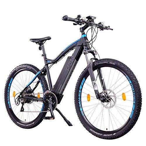 NCM Moscow Plus Bicicleta eléctrica de montaña, 250W, Batería 48V 14Ah • 672Wh, 27,5