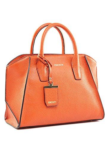 dkny-tasche-damen-r1613602-satchel-orange-women-greone-size