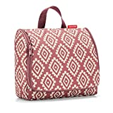 Reisenthel toiletbag XL Kosmetikkoffer, 28 cm, 4 L, Diamonds Rouge