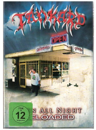 Tankard - Open All Noght Reloaded - Dvd