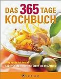 Das 365 Tage Kochbuch