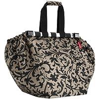 Reisenthel Easyshoppingbag Taupe Barroco - Bolsa de compras - la bolsa de asas - Las Bolsa Hacer Cursos - Taupe barroco Uj7027