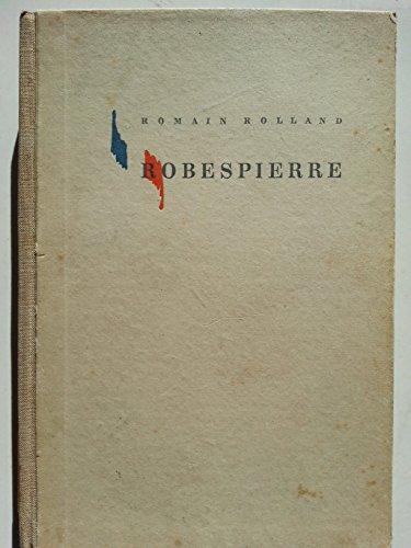 Robespierre. (Drama). Aus dem Französischen von Eva Schumann.