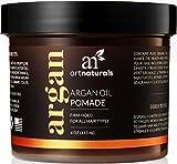 ArtNaturals Haarwachs Styling-Pomade mit Arganöl - (4 Oz / 113ml) - Halt, Glanz, Form, Stil und Pflege für alle Haartypen - Nicht fettend