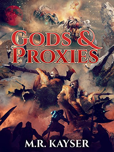 Gods & Proxies (The Heroes of Old) (English Edition) (Jordan-hybrid)