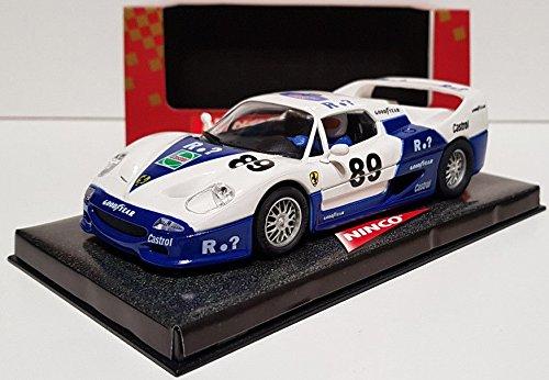 SCX Scalextric Slot Ninco 50169 Ferrari F-50