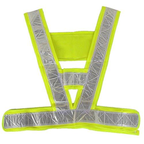 nimble house ® ™ set of 2 pcs v shape safety security visibility reflective vest gear Nimble House ® ™ Set of 2 PCS V shape Safety Security Visibility Reflective Vest Gear 51PHbXLIqkL