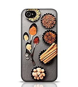 Stylebaby Indian Spices Apple iPhone 4S Phone Case