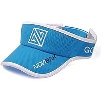 Nonbak Visera Running Casual,Tejido Absorbente, Azul, 68 Gramos