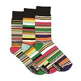 3 chaussettes dépareillées - Hommes Chaussettes - Brian