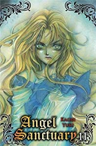 Angel Sanctuary Nouvelle édition Tome 11