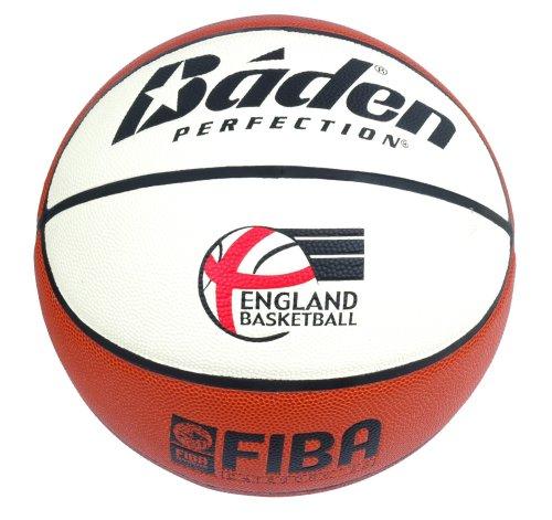 Baden Lexum - Pelota de baloncesto para interior (talla 7), color marrón y beige Tan & Cream Talla:Size 7