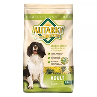 Autarky Dry Adult Chicken Dog Food, 15 Kg 7