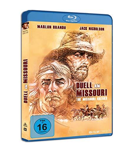 Duell Am Missouri (The Missouri Breaks) (Blu-ray)