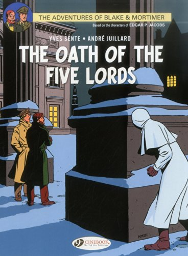 Blake & Mortimer - tome 18 The Oath of the Five Lords (18)