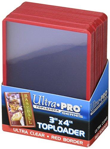 Ultra Pro 811593x 4-Zoll Top-Loader (25-teilig) - Top-loader
