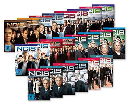 Seasons 1-11 (66 DVDs)
