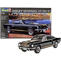 Revell - Maqueta Shelby Mustang GT 350 H, Kit modelo, escala 1:24 (07242)