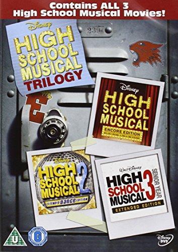 High School Musical 1-3 [UK Import]