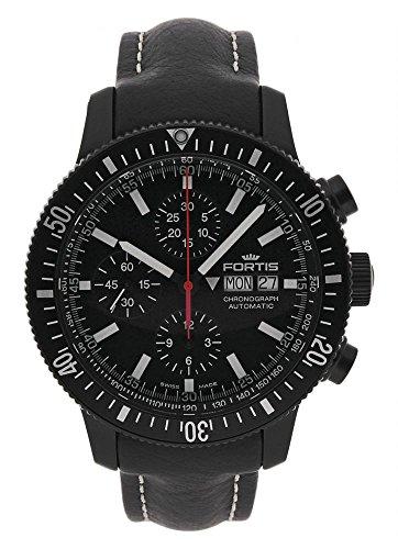 Fortis Reloj los Hombres Monolith Cronógrafo Automática 638.18.31 L 01