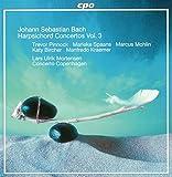 Bach: Concerti Per Clavicembalo, Vol.3