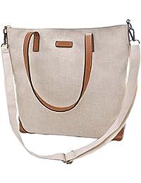 Hotportgift fiesta de mujer para funda traje de neopreno para mujer algodón de para bolsa de mano cartera y bolsa para bolsa al hombro