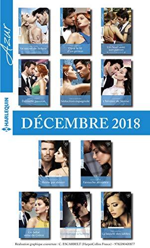 11 romans Azur (nº4026 à 4036 - Décembre 2018) (French Edition)