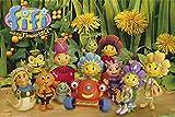 Fifi und die Blumenkinder - Fifi and the Flowertots - Filmposter Kino Movie TV-Serie Grösse 91,5x61 + 1 Ü-Poster der Grösse 61x91,5cm