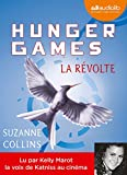 Hunger Games III - La Révolte: Livre audio 1 CD MP3 - 674 Mo