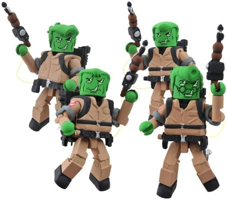 Real Ghostbusters Minimates Figures Series 3 Box Box Box Set 75f3da