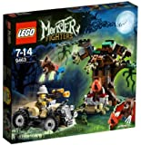 Lego Monster Fighters 9463 - Werwolfversteck