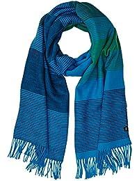 ECHO Damen Schal Soft Stripe Blanket Wrap