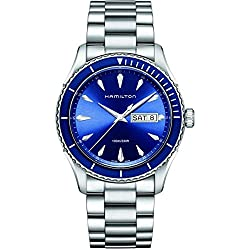 Hamilton H37551141 - Reloj (Reloj de pulsera, Masculino, Acero inoxidable, Acero inoxidable, Acero inoxidable, Acero inoxidable)