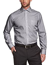 CASAMODA Herren Regular Fit Business Hemd 006760