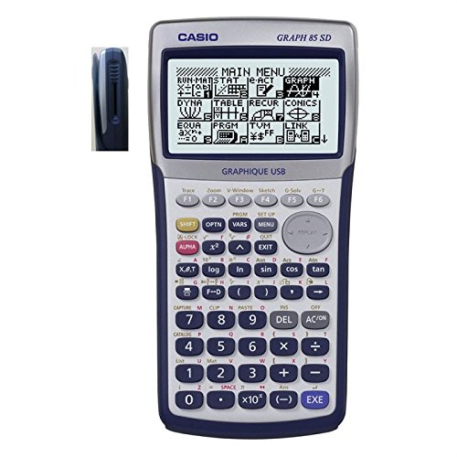 CASIO Calculatrice Graphique GRAPH 85 SD