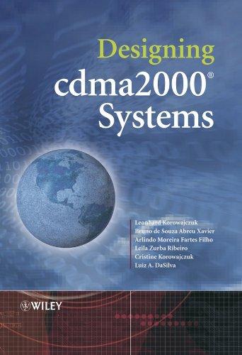 designing cdma2000 systems (english edition)