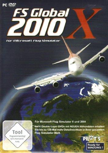 Aerosoft Flight Simulator X - FS Global X 2010