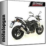 GIANNELLI KIT AUSPUFF GX-ONE NICKEL SUZUKI GSR 750 2011 11 2012 12 2013 73427GX
