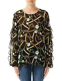 Amazon.it  liu jo - Bluse e camicie   T-shirt ee3dc963cfe